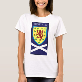 Scotland-Badge T-Shirt