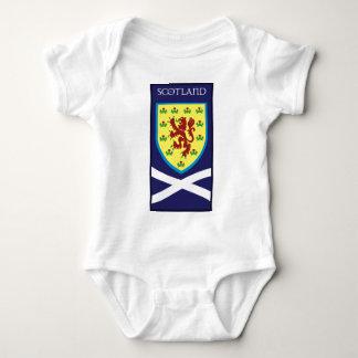 Scotland-Badge Tee Shirt