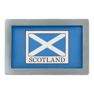 Scotland Belt Buckle