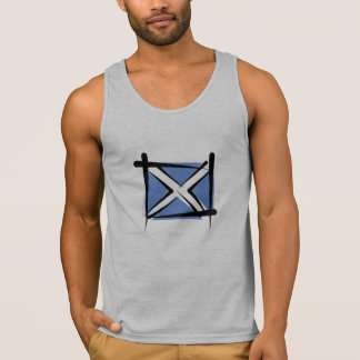 Scotland Brush Flag