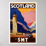 Scotland By SMT Poster