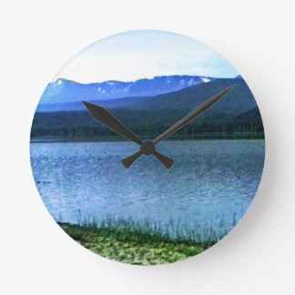 Scotland Cairngorm Mountains Art -36909a1 jGibney Wallclocks