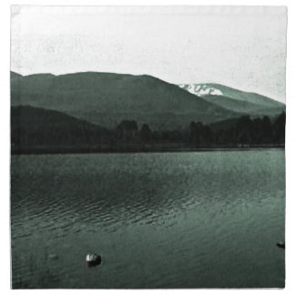 Scotland Cairngorm Mountains Art snap-36648 jGibne Cloth Napkins