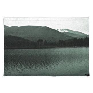 Scotland Cairngorm Mountains Art snap-36648 jGibne Place Mat