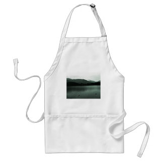 Scotland Cairngorm Mountains Art snap-36648 jGibne Standard Apron