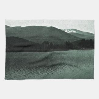 Scotland Cairngorm Mountains Art snap-36648 jGibne Tea Towel