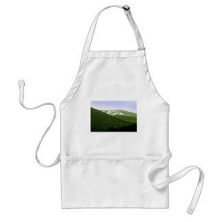 Scotland Cairngorm Mountains snap-36466a3 jGibney Adult Apron