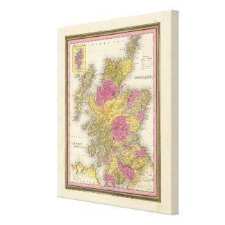 Scotland Canvas Print