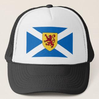 Scotland Cap - Cross & Lion