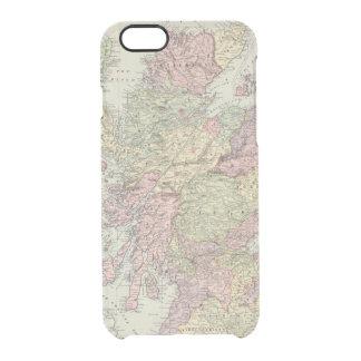Scotland Clear iPhone 6/6S Case
