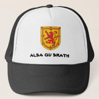 scotland_coa_n231, ALBA GU BRATH Trucker Hat