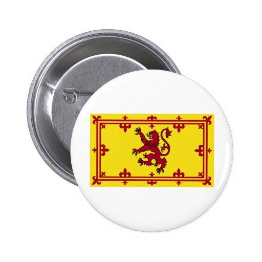 Scotland Coat of arms 6 Cm Round Badge