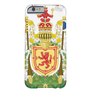 Scotland Coat of Arms.png Barely There iPhone 6 Case