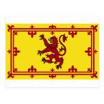 Scotland Coat of arms Postcards