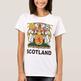 Scotland Coat Of Arms T-Shirt