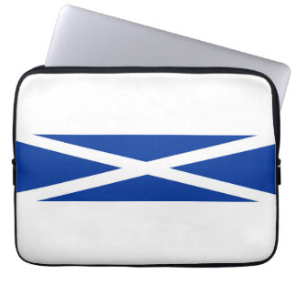 scotland country flag nation symbol laptop sleeve