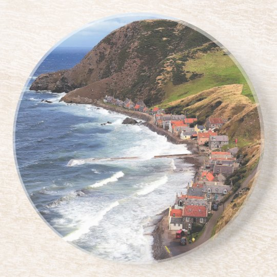 SCOTLAND CROVIE COASTER