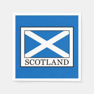 Scotland Disposable Napkin