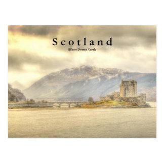 Scotland - Eilean Donan Castle Postcards