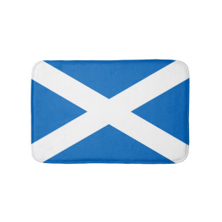 Scotland Flag Bath Mat Bath Mats