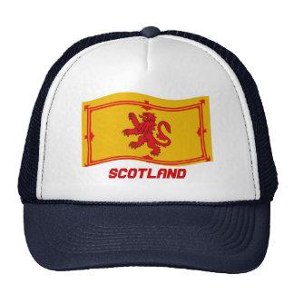 Scotland flag. cap