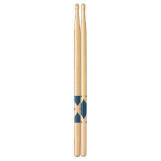 Scotland Flag Drumsticks