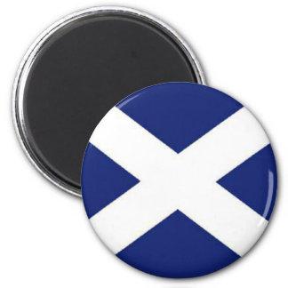 SCOTLAND FLAG FRIDGE MAGNET