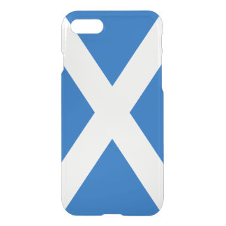 Scotland Flag iPhone 8/7 Case