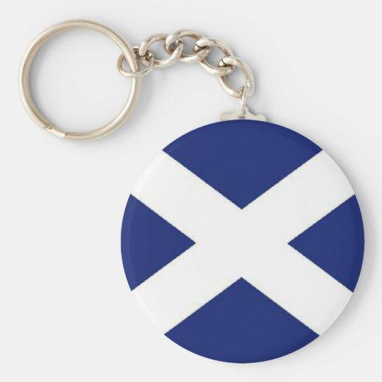 SCOTLAND FLAG KEY RING