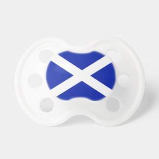 Scotland Flag Pacifier