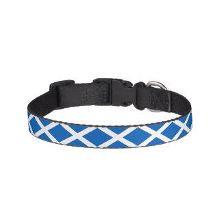 Scotland Flag Pet Collar
