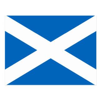Scotland Flag Postcards