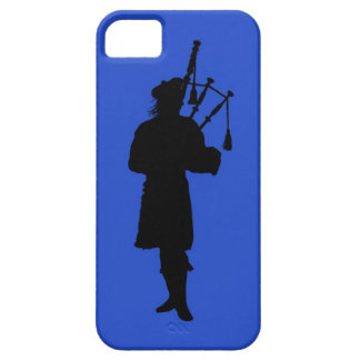 Scotland flag, Scottish bag piper pipes iPhone 5 Cases