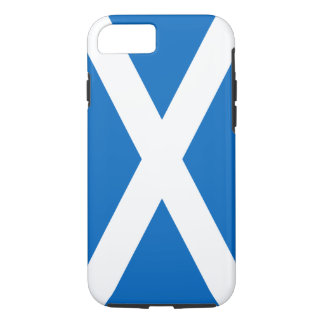 Scotland Flag - Scottish Flag Souvenir iPhone 8/7 Case