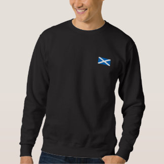 Scotland Flag - Scottish Flag Souvenir Sweatshirt