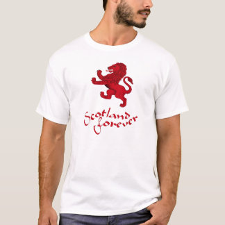 Scotland forever, Rampant Lion T-Shirt