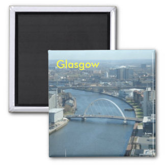 Scotland Glasgow magnet