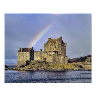 Scotland, Highland, Wester Ross, Eilean Donan 2 Photograph