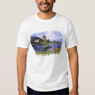 Scotland, Highland, Wester Ross, Eilean Donan 2 Tees