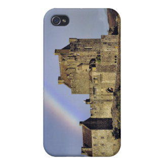 Scotland, Highland, Wester Ross, Eilean Donan Case For The iPhone 4