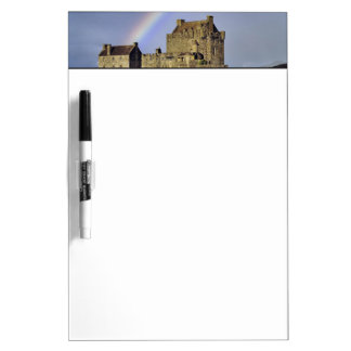 Scotland, Highland, Wester Ross, Eilean Donan Dry Erase Board