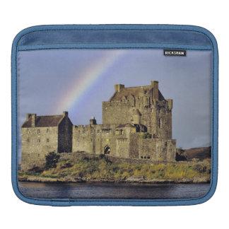 Scotland, Highland, Wester Ross, Eilean Donan iPad Sleeve
