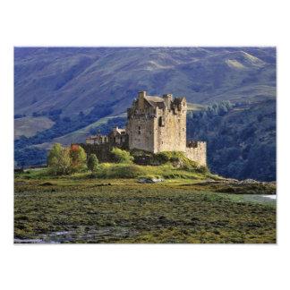 Scotland, Highland, Wester Ross, Eilean Donan Photo Art