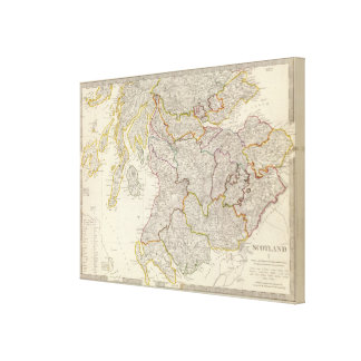 Scotland I Canvas Print