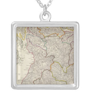 Scotland I Silver Plated Necklace
