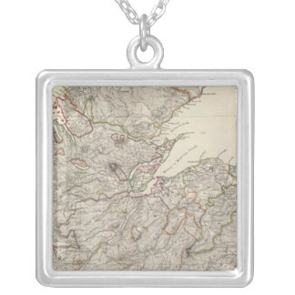 Scotland II Silver Plated Necklace