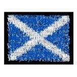 Scotland Independence: Scottish Yes flag, Post Cards