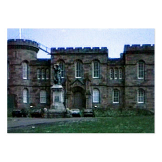 Scotland Inverness Castle Art snap-37689a  jGibney Pack Of Chubby Business Cards