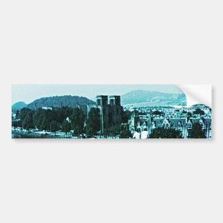 Scotland Inverness Castle Art snap-38784  jGibney Bumper Sticker