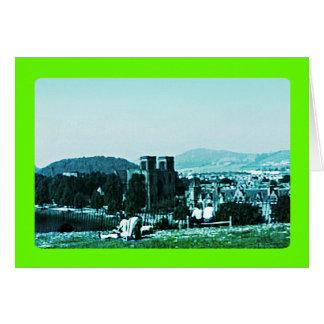 Scotland Inverness Castle Art snap-38784  jGibney Greeting Card